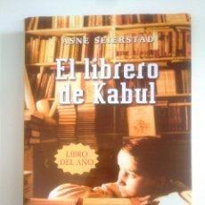 Libros de segunda mano: EL LIBRERO DE KABUL. - ASNE SEIERSTAD. TDK388. Lote 170305964