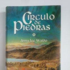 Libros de segunda mano: CIRCULO DE PIEDRAS. ANNA LEE WALDO. TDK387. Lote 170509352