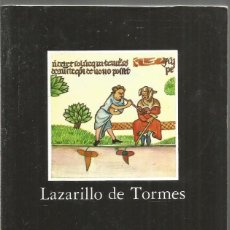 Libros de segunda mano: ANONIMO. LAZARILLO DE TORMES. CATEDRA. Lote 192163250