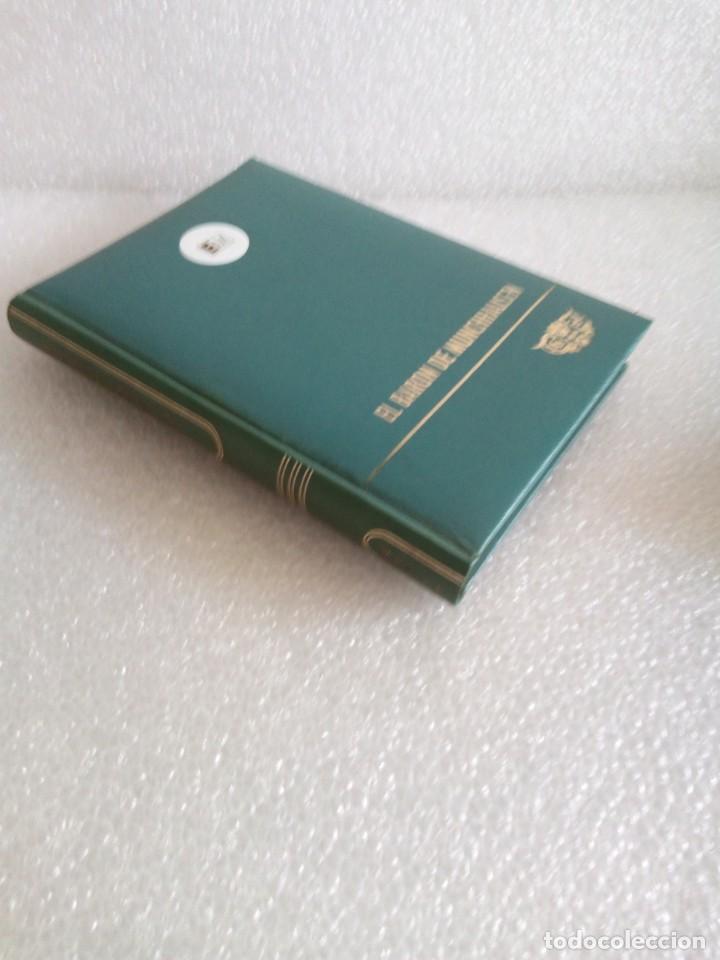 Libros de segunda mano: AVENTURAS DEL BARON DE MUNCHHAUSEN RODOLFO ERICO RASPE EDIT MARTE AÑO 1967 - Foto 2 - 170651070