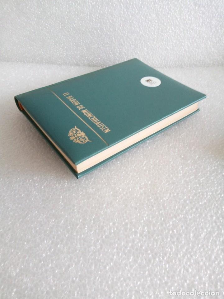 Libros de segunda mano: AVENTURAS DEL BARON DE MUNCHHAUSEN RODOLFO ERICO RASPE EDIT MARTE AÑO 1967 - Foto 3 - 170651070