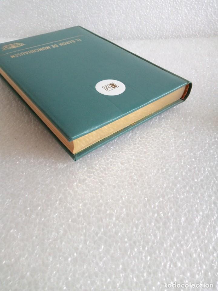 Libros de segunda mano: AVENTURAS DEL BARON DE MUNCHHAUSEN RODOLFO ERICO RASPE EDIT MARTE AÑO 1967 - Foto 4 - 170651070