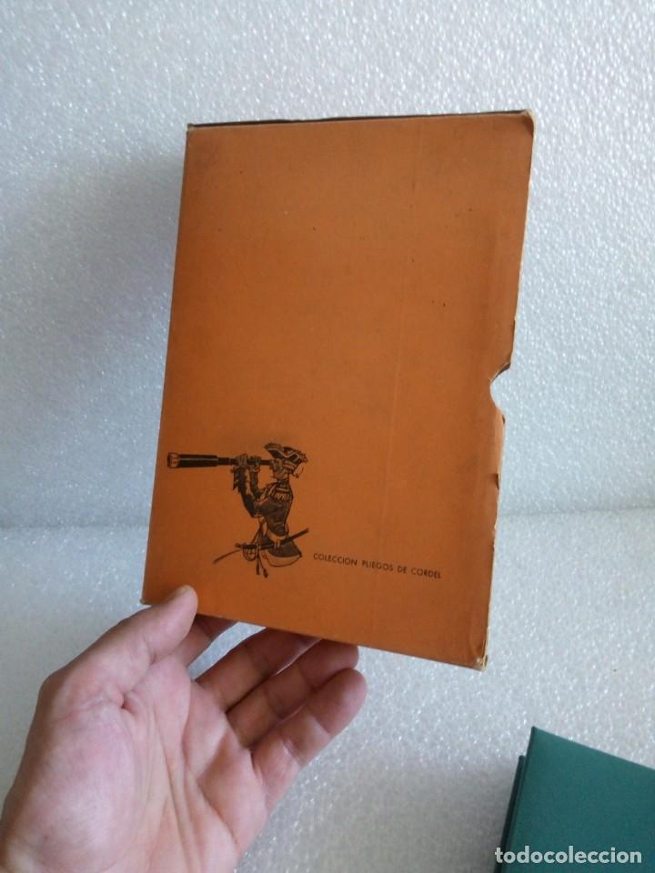 Libros de segunda mano: AVENTURAS DEL BARON DE MUNCHHAUSEN RODOLFO ERICO RASPE EDIT MARTE AÑO 1967 - Foto 9 - 170651070