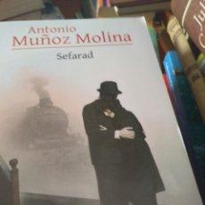 Libros de segunda mano: SEFARAD - ANTONIO MUNOZ MOLINA. Lote 170758285
