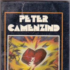 Libros de segunda mano: HERMANN HESSE. PETER CAMENZIND. ANAYA EDITORES. 1978.. Lote 170779430