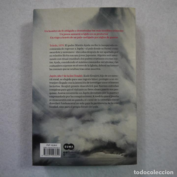 Libros de segunda mano: OCHO MILLONES DE DIOSES - DAVID B. GIL - SUMA - 2019 - Foto 2 - 170857860