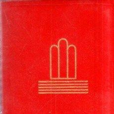 Libros de segunda mano: EL SENTIDO DE LA VIDA. NACIONALISMO. RABINDRANAZ TAGORE. AGUILAR. 1967.. Lote 202530933
