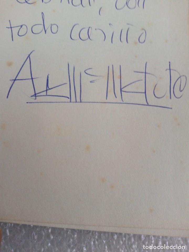 Libros de segunda mano: Firmado y dedicado - firma y dedicatoria de la autora: Ana Maria Matute Primera memoria - Foto 2 - 170913960
