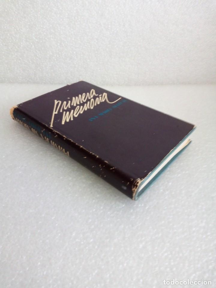 Libros de segunda mano: Firmado y dedicado - firma y dedicatoria de la autora: Ana Maria Matute Primera memoria - Foto 3 - 170913960