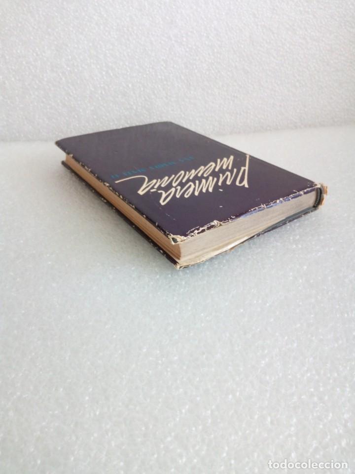 Libros de segunda mano: Firmado y dedicado - firma y dedicatoria de la autora: Ana Maria Matute Primera memoria - Foto 5 - 170913960