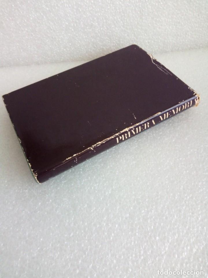Libros de segunda mano: Firmado y dedicado - firma y dedicatoria de la autora: Ana Maria Matute Primera memoria - Foto 8 - 170913960