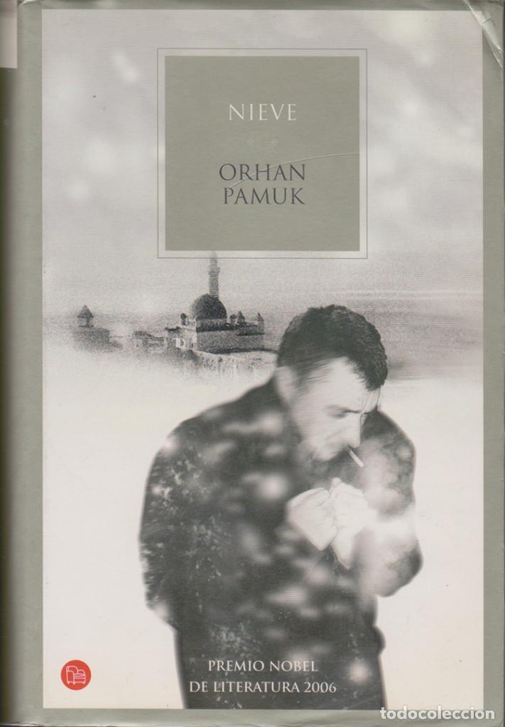 PAMUK, ORHAN / NIEVE (Libros de Segunda Mano (posteriores a 1936) - Literatura - Narrativa - Otros)