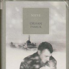 Libros de segunda mano: PAMUK, ORHAN / NIEVE. Lote 170971598