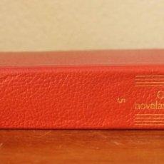 Libros de segunda mano: G. SIMENON, NOVELAS DE MAIGRET, TOMO V, TERCERA EDICIÓN 1965 1304 PAGINAS 18 X 12 CM 554 GR. Lote 171194304