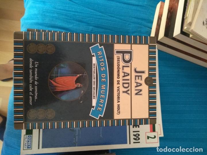 RITOS DE MUERTE - PLAIDY, JEAN (VICTORIA HOLT) (Libros de Segunda Mano (posteriores a 1936) - Literatura - Narrativa - Otros)