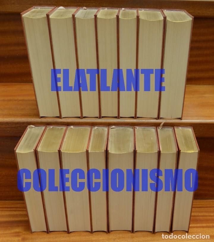 Libros de segunda mano: PREMIOS NADAL EDICIÓN DE LUJO SERIE COMPLETA 15 TOMOS - EXCELENTE ESTADO - LAFORET DELIBES FERLOSIO - Foto 5 - 171318218