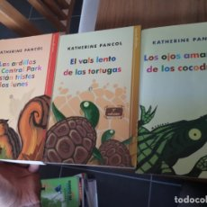 Libros de segunda mano: TRILOGIA DE PANCOL, ED. ESFERA. BUEN ESTADO. Lote 171377530