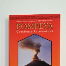 Libros de segunda mano: POMPEYA. COMIENZA LA AVENTURA. KIM KIMSELIUS. TDK395. Lote 171384510