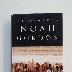 Libros de segunda mano: EL RABINO. NOAH GORDON. TDK395. Lote 171385807