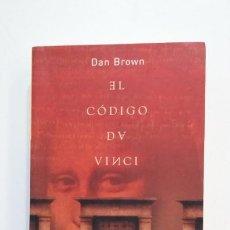 Libros de segunda mano: EL CÓDIGO DA VINCI. DAN BROWN. TDK394. Lote 171413587