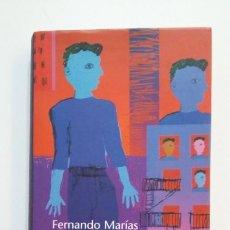 Libros de segunda mano: EL NIÑO DE LOS CORONELES. - FERNANDO MARÍAS AMONDO. TDK394. Lote 171413809
