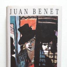 Libros de segunda mano: JUAN BENET / EN LA PENUMBRA / CIRCULO DE LECTORES 1990. Lote 171519722