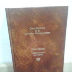 Libros de segunda mano: LMV - ÚLTIMAS TARDES CON TERESA. JUAN MARSÉ. Lote 171523342
