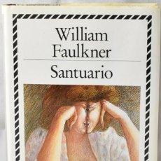 Libros de segunda mano: SANTUARIO. FAULKNER, WILLIAN, . Lote 171546933