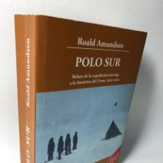 Libros de segunda mano: POLO SUR ···ROAL AMUNDSEN ·· ED. INTERFOLIO. Lote 171623415