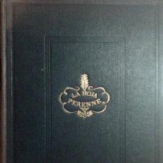 Libros de segunda mano: LA PECADORA / PIERRE BENOIT. BARCELONA : MATEU EDITOR, [S.A.]. (COLECCIÓN LA HOJA PERENNE).. Lote 171637082