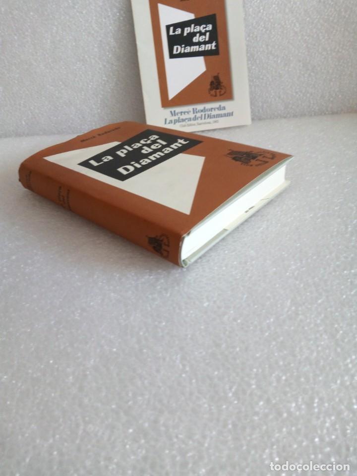 Libros de segunda mano: MERCÈ RODOREDA: LA PLAÇA DEL DIAMANT (CLUB EDITOR/ EDS. 62) FACSÍMIL DE LA PRIMERA EDICIÓ DEL 1962 - Foto 2 - 171661559