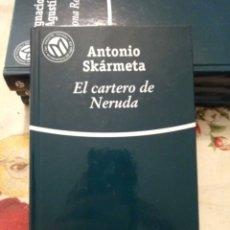Libros de segunda mano: EL CARTERO DE NERUDA. ANTONIO SKARMETA. BIBLIOTEX 2001. 95PGS. Lote 171677257