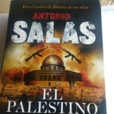 Libros de segunda mano: EL PALESTINO. ANTONIO SALAS. Lote 171677510
