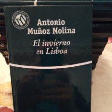 Libros de segunda mano: EL INVIERNO EN LISBOA. ANTONIO MUÑOZ MOLINA. BIBLIOTEX 2001. 191 PGS.. Lote 171679165