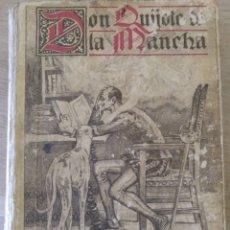 Libros de segunda mano: EL INGENIOSO HIDALGO DON QUIJOTE DE LA MANCHA. - CERVANTES SAAVEDRA, MIGUEL DE.. Lote 171683480