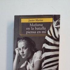 Libros de segunda mano: MAÑANA EN LA BATALLA PIENSA EN MI. - JULIÁN MARÍAS. ALFAGUARA BOLSILLO. TDK391. Lote 171733390