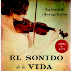 Libros de segunda mano: EL SONIDO DE LA VIDA: UNA FORMIDABLE Y ÉPICA SAGA FAMILIAR - ALEX GEORGE - 101 PAG AÑO 2012 FN213. Lote 171826803