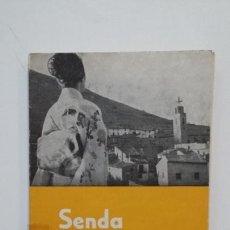 Libros de segunda mano: SENDA LUMINOSA. - CORTÉS MORATA, ANTONIO. TDK397. Lote 171913748