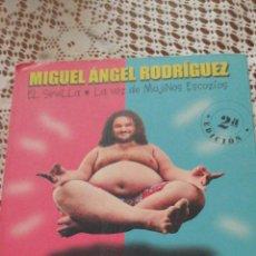 Libros de segunda mano: MEMORIAS DE UN HOMO ERECTUS DE MIGUEL ANGEL RODRÍGUEZ. Lote 172007158