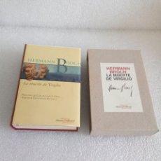 Libros de segunda mano: 1998 - ALIANZA 30 ANIVERSARIO - HERMANN BROCH - LA MUERTE DE VIRGILIO. Lote 172138782