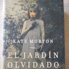 Libros de segunda mano: KATE MORTON - EL JARDÍN OLVIDADO . Lote 172291708