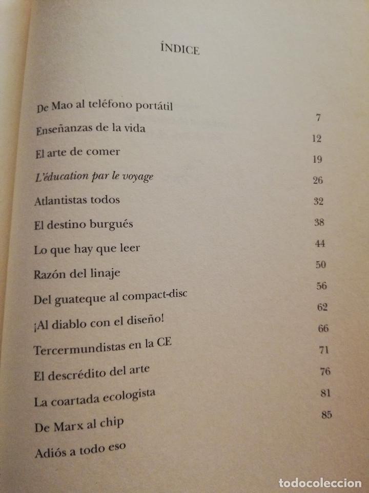 Libros de segunda mano: PROGRES (VALENTÍ PUIG) BITZOC - Foto 3 - 214344173