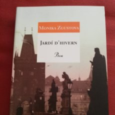 Libros de segunda mano: JARDÍ D'HIVERN (MONIKA ZGUSTOVA) PROA. Lote 172696037
