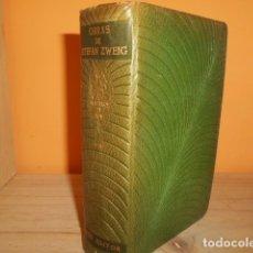 Libri di seconda mano: OBRAS DE STEFAN ZWEIG / JOSE JANES EDITOR. Lote 173001457
