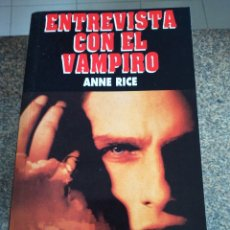 Libros de segunda mano: ENTREVISTA CON EL VAMPIRO -- ANNE RICE -- CINE PARA LEER - LA VOZ DE GALICIA 1995 --. Lote 173463668