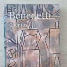 Libros de segunda mano: MARIO BENEDETTI CUENTOS. ALIANZA EDITORIAL BIBLIOTECA BENEDETTI. Lote 173514885