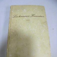 Libros de segunda mano: LOS HERMANOS KARAMAZOV. FIODOR MIJAILOVICH DOSTOIEVSKI. 1969. CIRCULO DE LECTORES. Lote 173628639