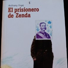 Libros de segunda mano: EL PRISIONERO DE ZENDA. - HOPE, ANTHONY.. Lote 173764048