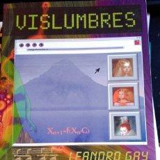 Libros de segunda mano: VISLUMBRES. - GAY, LEANDRO.. Lote 173718509