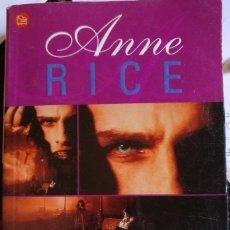 Libros de segunda mano: ENTREVISTA CON EL VAMPIRO. - RICE, ANNE.. Lote 173756538